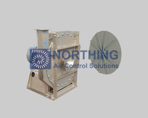 Wall Fans High Volume Low Pressure : High pressure low volume blower open wheel tro northingfan